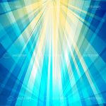 Abstract Colourful Background with Light Beams Pattern